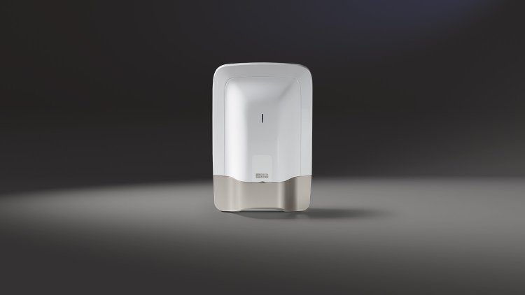 Connected Home Alarmzentrale mit Sirene Indoor