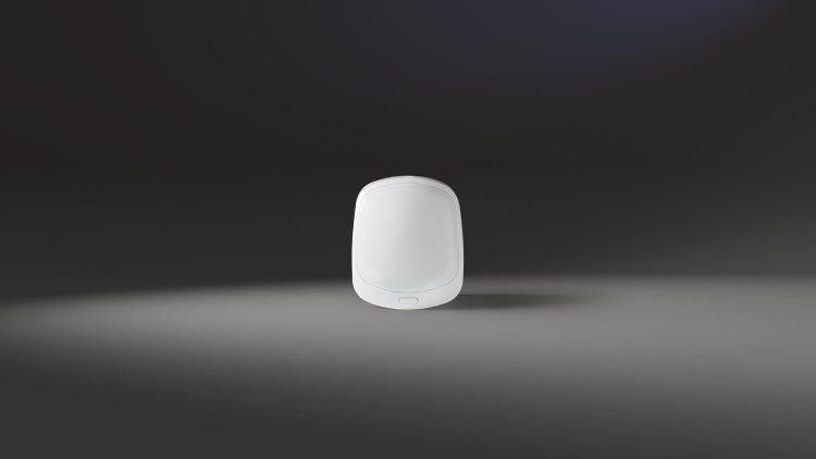 Connected Home Funkbewegungsmelder mit Doppellinse von ELKATHERM