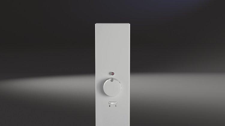 ELKATHERM manueller Einbauthermostat