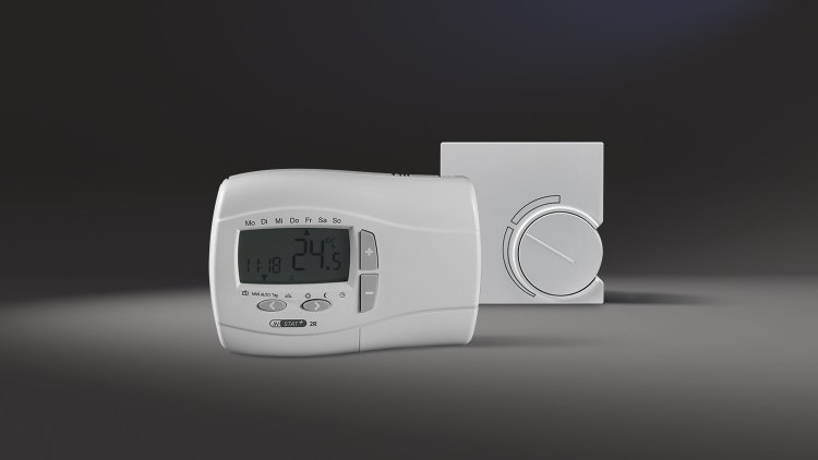 ELKATHERM Raumthermostate Gruppe