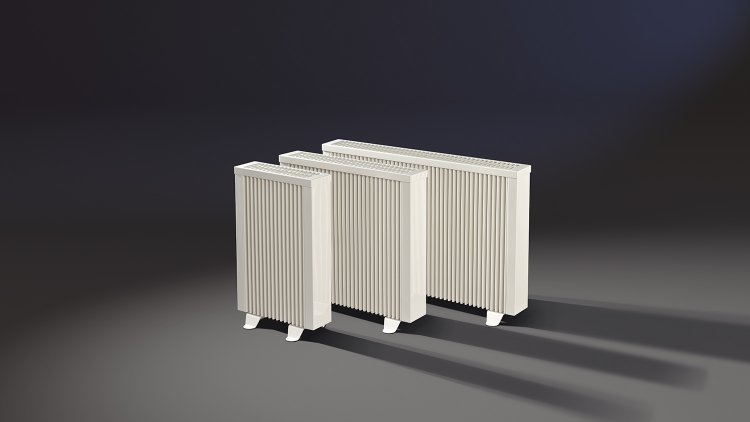 ELKATHERM PLD series electric panel storage heaters